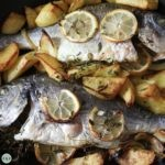 Sea Bream with Lemon and Thyme