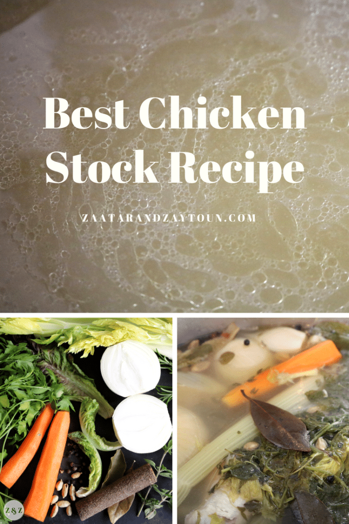 best chicken stock