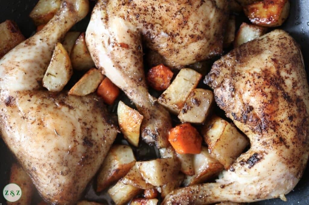 7 Spice Sumac Chicken