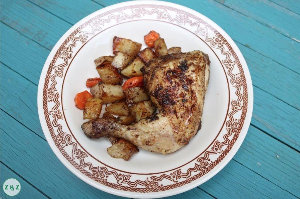 Lebanese Chicken Recipe By Zaatar And Zaytoun Lebanese Recipes