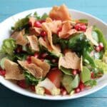 How To Make Fattoush – The Ultimate Lebanese Salad