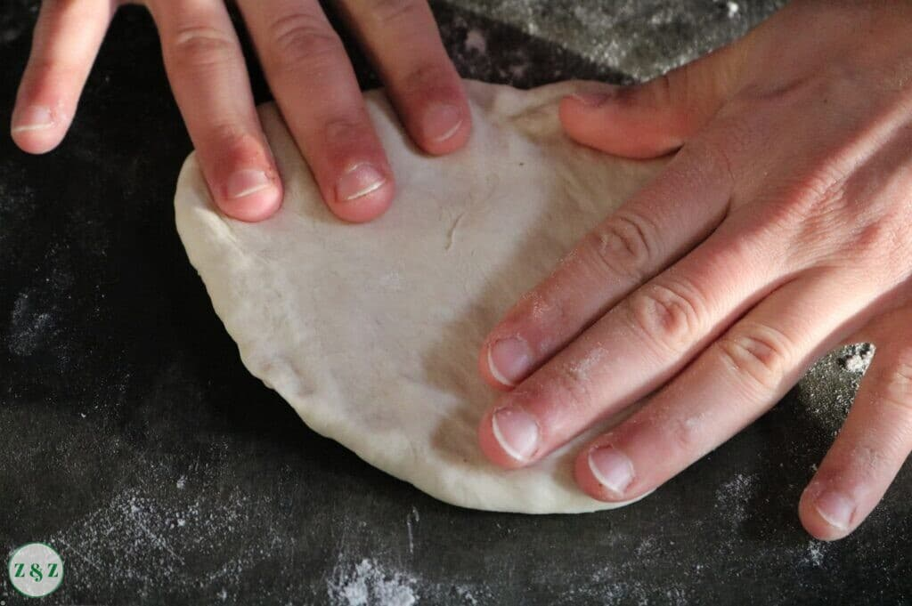 manakish dough