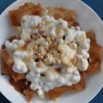 Easy Lebanese Fatteh with Chickpeas