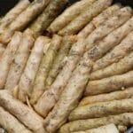 Malfouf cabbage rolls