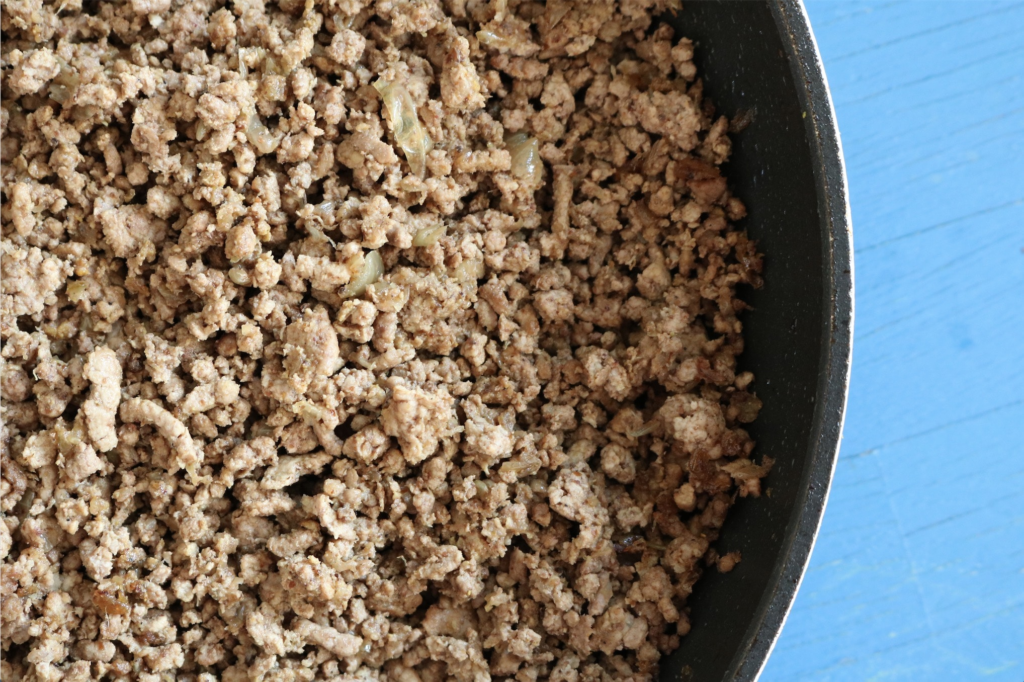 7 spiced mince meat