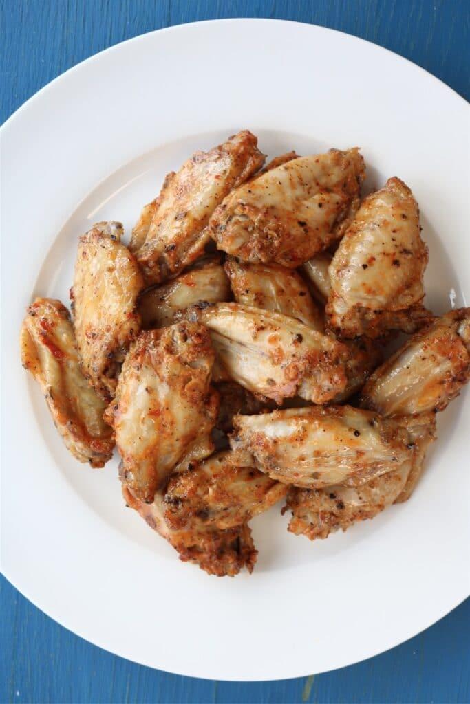 Lebanese Chicken Wings