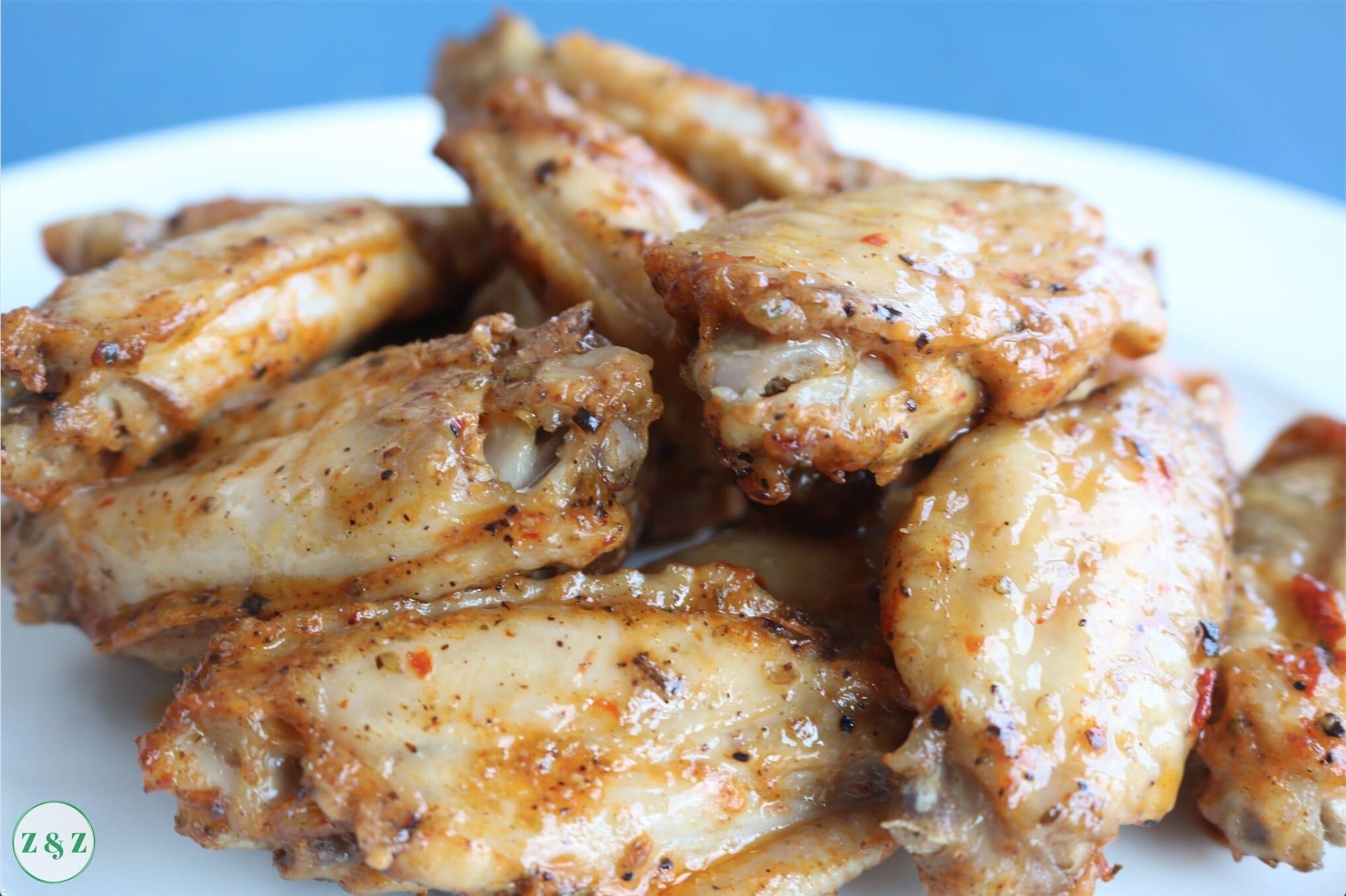 chicken wings jawaneh