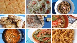 Easy Lebanese recipes