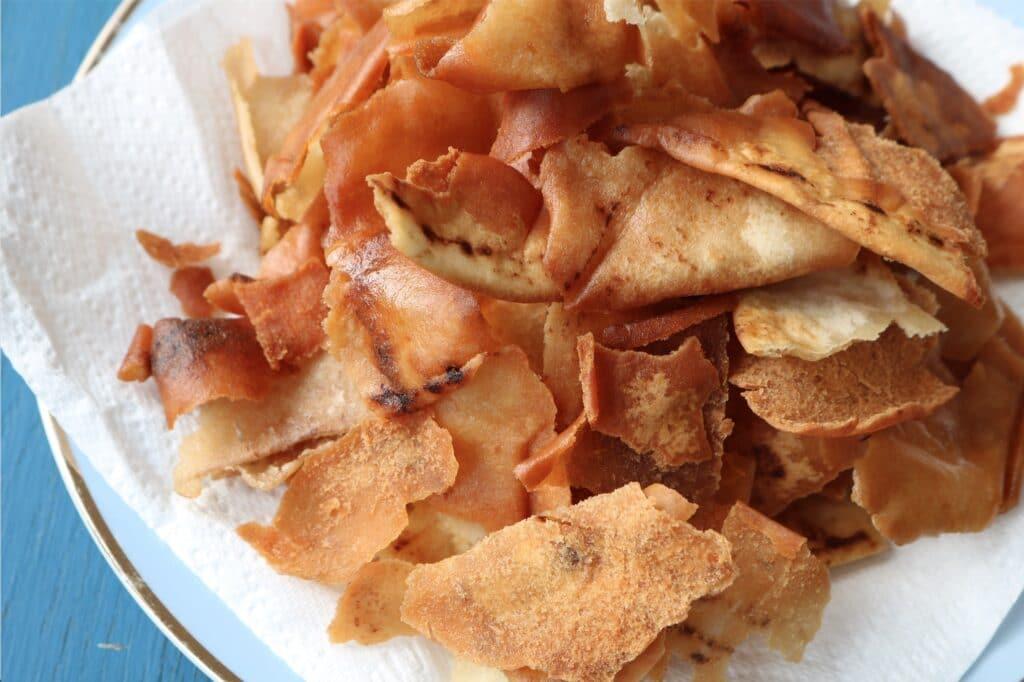 fried flatbreads